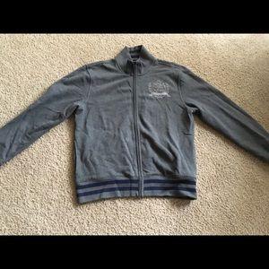 Tommy Hilfiger zip up sweater jacket